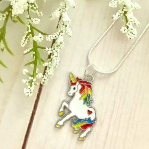 Jewelry - Unicorn Necklace